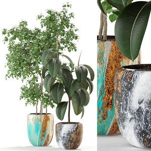 3D plants 299
