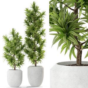 3D model plants 302
