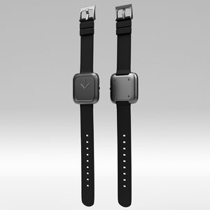 hygge vari watch 3D model