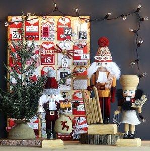 3D big set christmas new year
