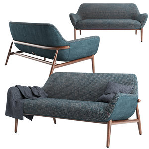 sofa jade 3D