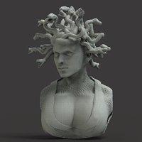Medusa Bust