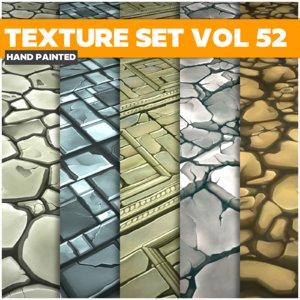 Floor Vol 52 - Game PBR Textures Texture