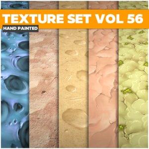 Terrain Vol 56 - Game PBR Textures Texture