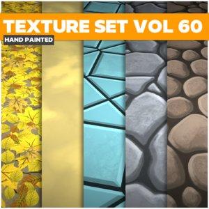 Mix Vol 60 - Game PBR Textures Texture