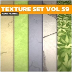 Road Vol 59 - Game PBR Textures Texture