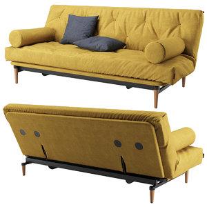 sofa bed colpus 3D