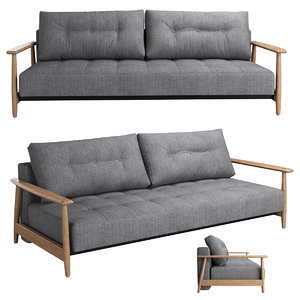 una sofa model