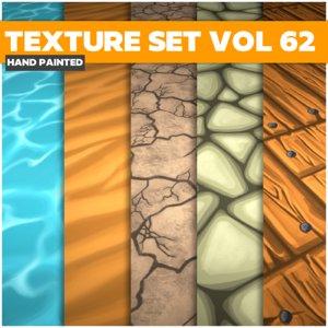 Terrain Vol 62 - Game PBR Textures Texture