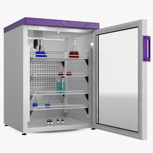 lab cooled incubator 150l model