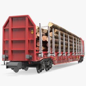 stake wagon rnoos 644 3D