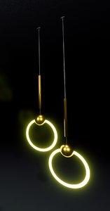 3D model pendant light