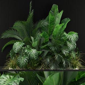 plants 357 3D model