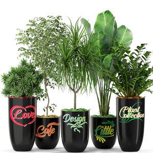 3D plants 376