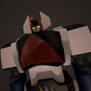 danguard ace 3D model