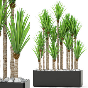 3D plants 383 model