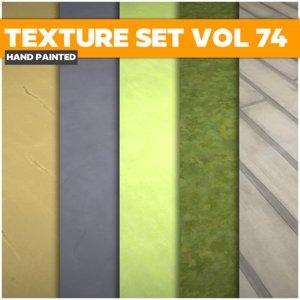 Ground Vol 74 - Game PBR Textures Texture