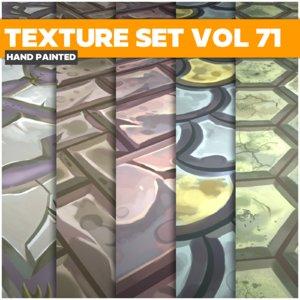Mix Vol 71 - Game PBR Textures Texture