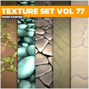 Ground Vol 77 - Game PBR Textures Texture