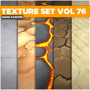 Stone Vol 76 - Game PBR Textures Texture