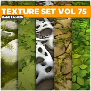 Grass Vol 75 - Game PBR Textures Texture