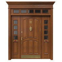 Entrance classic door 35