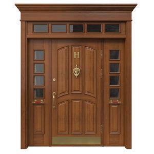 classic door 3D