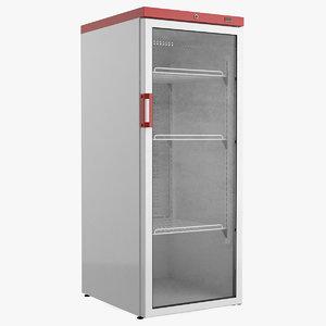 cooled incubator 340l 3D model