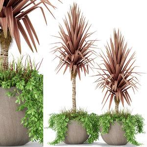 plants 390 model