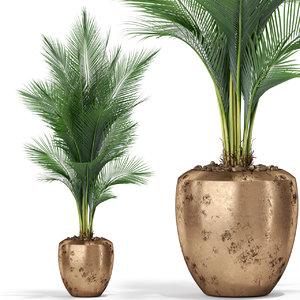 3D plants 398 model