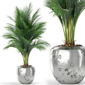 3D model plants 400