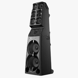 power electronics musical 3D