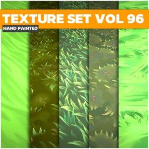 Grass Vol 96 - Game PBR Textures Texture