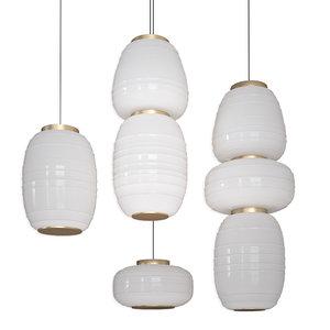 3D model b lux misko lamps