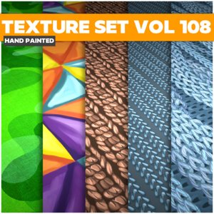 Cloth Vol 108 - Game PBR Textures Texture