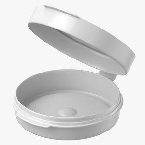 pill pod hinge 1 model