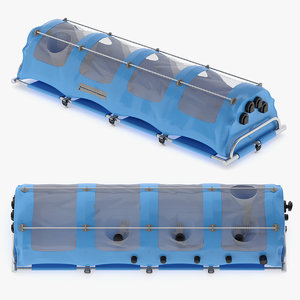 3D transport bio protection