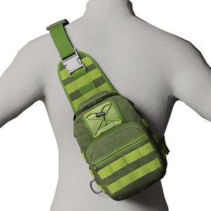 bag tactical 3D model