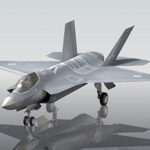 royal australian air force 3D