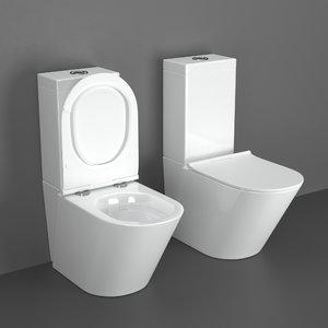 toilets volle nemo compact 3D