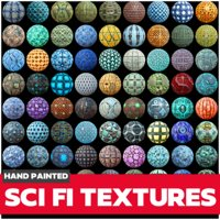 Scifi Textures Collection Texture