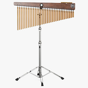 meinl ch66hf chimes percussion 3D