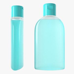 3D hand gel type2 model