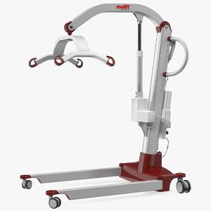 3D patient lift molift mover