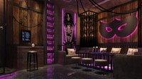 Strip Club Inside and disco
