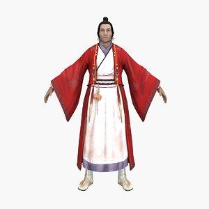 jianghu model