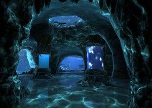 cave ocean model