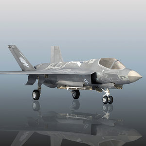 010 royal australian air force 3D model