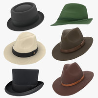 Hat Collection 4