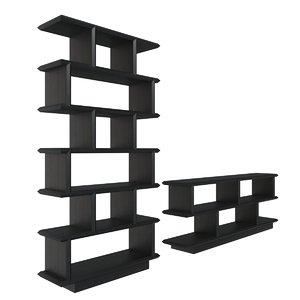 cabinet garcia eichholtz 3D model